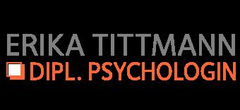 Dipl. Psychologin Erika Tittmann - Praxis